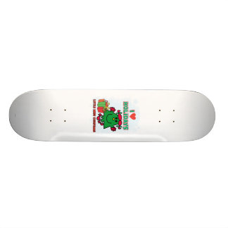 Little Miss Christmas | I Love Holidays Skateboard Deck