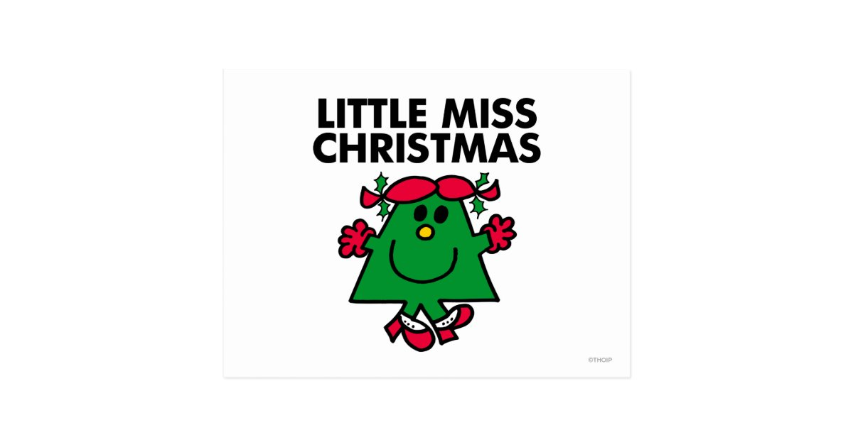 Little Miss Christmas Little Miss Chr...