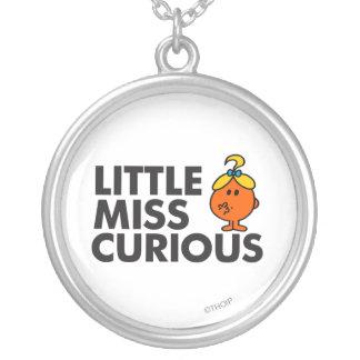 Little Miss Curious Classic Pendants