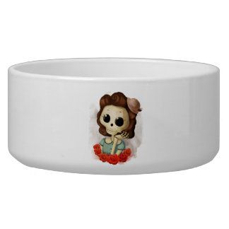 Little Miss Death and Roses Bowl