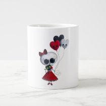artsprojekt, valentine's day, halloween gift, skeleton, skull, cute skeleton, goth gift, goth, halloween, anti valentines, creepy valentine's day, emo, emo illustration, emo design, emo valentine's day, goth illustration, romantic design, anti valentine's day, valentine, cute halloween, cute skull, horror, anti valentines gift, anti valentines present, goth present, skeleton gift, skeleton present, halloween present, [[missing key: type_specialtymu]] with custom graphic design