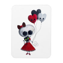 artsprojekt, valentine's day, halloween gift, skeleton, skull, cute skeleton, goth gift, goth, halloween, anti valentines, creepy valentine's day, emo, emo illustration, emo design, emo valentine's day, goth illustration, romantic design, anti valentine's day, valentine, cute halloween, cute skull, horror, anti valentines gift, anti valentines present, goth present, skeleton gift, skeleton present, halloween present, [[missing key: type_fuji_fleximagne]] com design gráfico personalizado