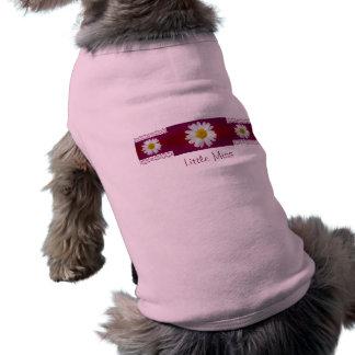 Little Miss doggie T Pet T-shirt