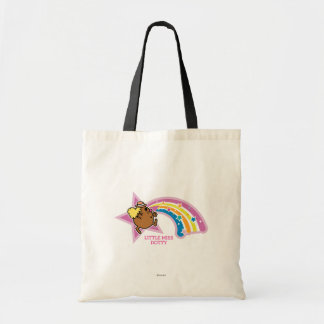 Little Miss Dotty | Chasing Rainbows Budget Tote Bag