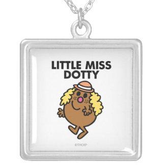 Little Miss Dotty Classic 2 Custom Necklace