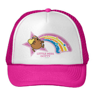Little Miss Dotty Whoosh Hat