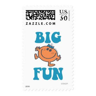 Little Miss Fun | Big Fun Postage