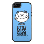 Little Miss Giggles 2 OtterBox iPhone 5/5s/SE Case