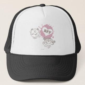Little Miss Giggles & Little Miss Sunshine | BFFs Trucker Hat