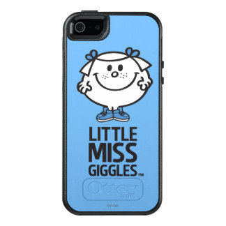 Little Miss Giggles OtterBox iPhone 5/5s/SE Case