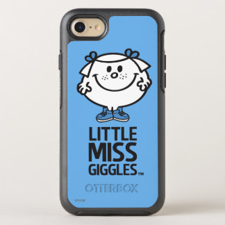 Little Miss Giggles OtterBox Symmetry iPhone 8/7 Case