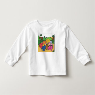 Little Miss Group Of Friends T-shirt