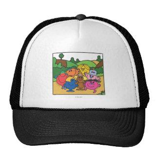 Little Miss Group Of Friends Trucker Hat
