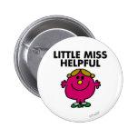 Little Miss Helpful Classic Pin
