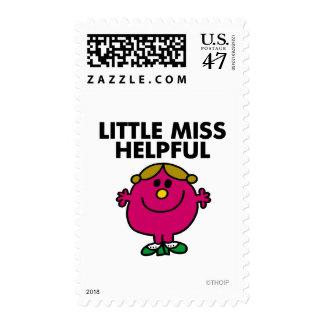 Little Miss Helpful Classic Postage