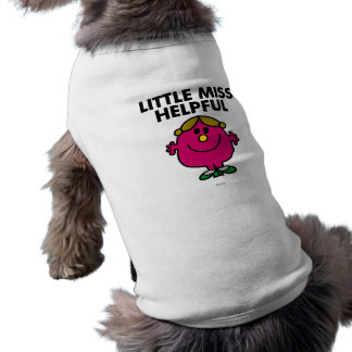 Little Miss Helpful Classic Tee