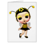 Little Miss Lady Bumblebee Cards