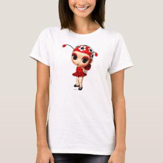 Little Miss Ladybug Women's T-Shirt