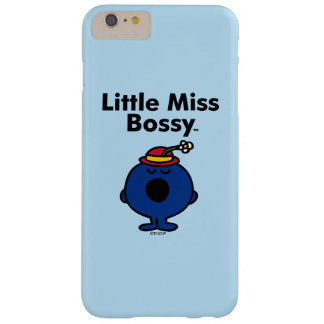 Little Miss | Little Miss Bossy is So Bossy Barely There iPhone 6 Plus Case