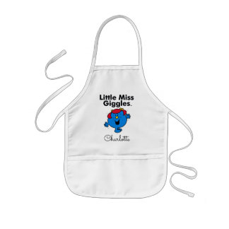 Little Miss | Little Miss Giggles Likes To Laugh Kids' Apron