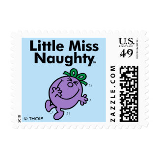 Little Miss | Little Miss Naughty is So Naughty Postage