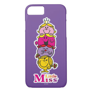 Little Miss | Little Miss Standing Tall iPhone 7 Case