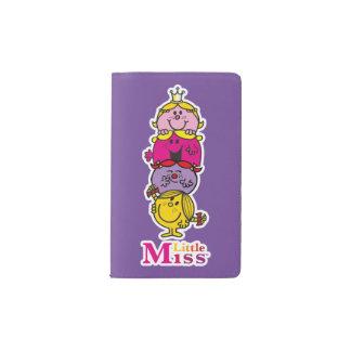 Little Miss   Little Miss Standing Tall Pocket Moleskine Notebook