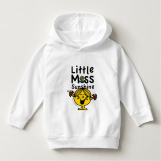 Little Miss | Little Miss Sunshine Laughs Hoodie
