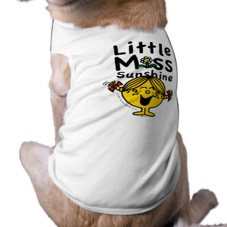 Little Miss | Little Miss Sunshine Laughs Shirt