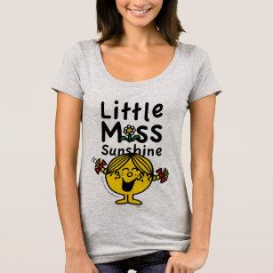 Little Miss | Little Miss Sunshine Laughs T-Shirt