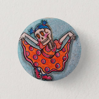 little miss luci BFK series6 Pinback Button