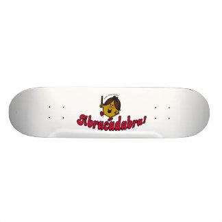 Little Miss Magic | Abracadabra Custom Skateboard