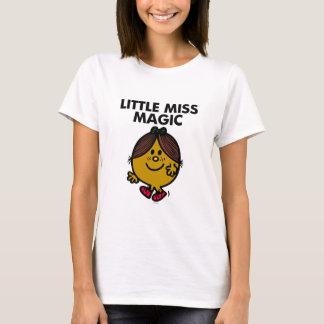 Little Miss Magic | Black Lettering T-Shirt