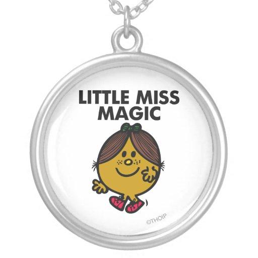 Little Miss Magic Classic Custom Necklace