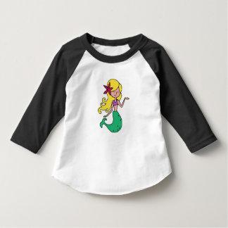 Little Miss Mermaid T Shirt