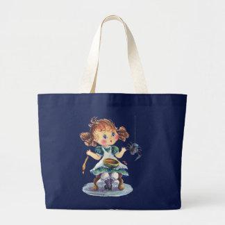 LITTLE MISS MUFFET by SHARON SHARPE Bag