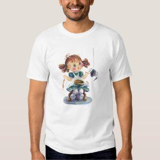 LITTLE MISS MUFFET by SHARON SHARPE T Shirt