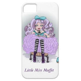 Little Miss Muffet Phone Case