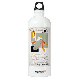 Little Miss Muffet SIGG Traveler 1.0L Water Bottle