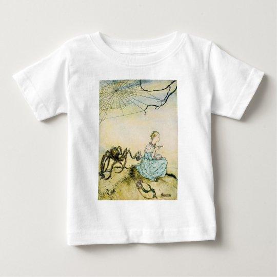 Little Miss Muffit Baby T-Shirt