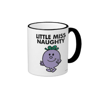 Little Miss Naughty Classic 1 Coffee Mug