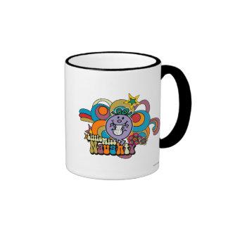 Little Miss Naughty Swirl Color Coffee Mug
