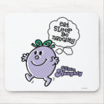 Little Miss Naughty's Three Step Plan Mouse Pad