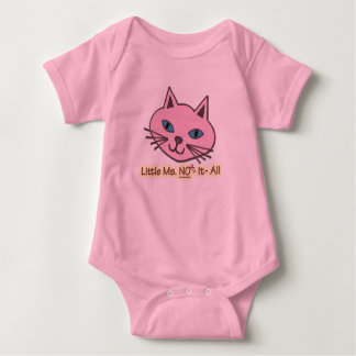 Little Miss No It All T Shirts