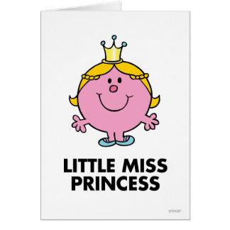 Little Miss Princess Classic Cards