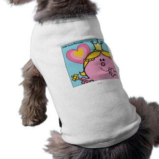 Little Miss Princess   Extreme Closeup Shirt