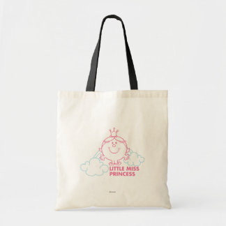 Little Miss Princess | Head In The Clouds Budget Tote Bag