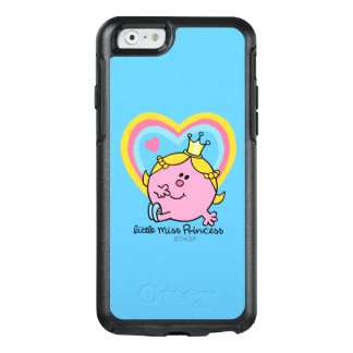 Little Miss Princess | Hearts OtterBox iPhone 6/6s Case