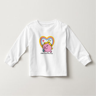 Little Miss Princess | Hearts Toddler T-shirt
