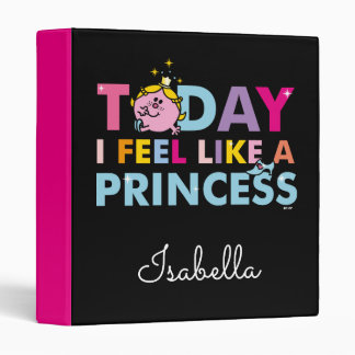 Little Miss Princess | I Feel Like A Princess Binder